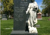 Chicago Tombstones Photo Project . . . Chicago Genealogical Society / Genealogical resources to help you research your Chicago ancestors!