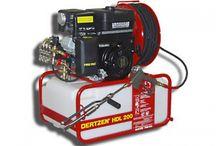 Sisteme rapide de stins incendiile / Sisteme mobile pentru controlul focului si stingere a incendiilor cu apa si spumogen.