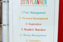 Planner Journal / by Sandy Partridge