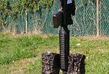 Bronze Military Designs
