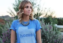 Statement Necklaces / Make a statement this summer by pairing the perfect necklace with your favorite t-shirt!