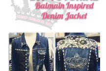DIY Clothing Inspiration / by Kelsey Lenae