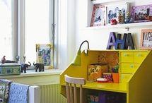 Bureau enfant / Décoration autour des bureaux d'enfant : mobilier et accessoires