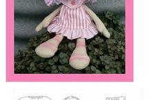 Dolls and Doll Patterns / by Sheryl Johnson