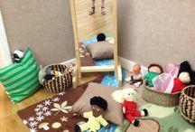 Children's wonderland / Inspiring play space