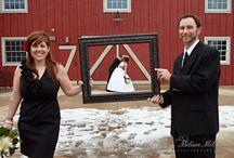 Brudebilder til inspirasjon
