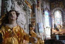 églises de bretagne