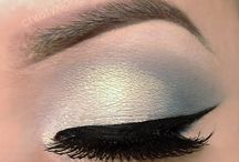 Arty Makeup, Hair, etc / Makeup and hair designs that I like.