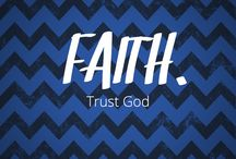 Faith Reminders / We don't always remember to practice our faith. Some need little reminders… Here you go!