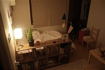 Oneroom interior