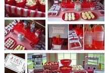 Party Ideas & Cakes / by Amanda Hocker