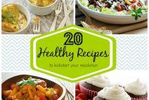 Mixed recipes