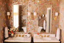 Bathrooms / by Becca