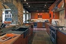 Kitchen remodel / by Laura Goetzl