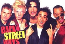 The Backstreet Boys ..