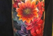 Tattoos I like  / by Colleen Provens
