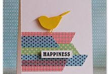 Perched reed Bird (Memory Box)