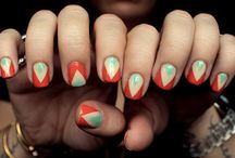 nails, fashion