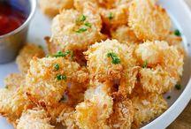 recette avec crevette