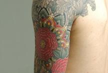 Tattoos / by Daniela Marín Guzmán