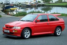 Ford Escort Cosworth / by Ant Stevens