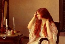 Picture Perfect Redheads of the Past