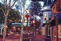 Pleasanton California, Studio Seven Arts / Images of beautiful Pleasanton California