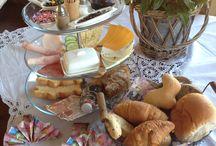 Paasontbijt bij Bed & Breakfast Bergschenhoek / Paasontbijt, Easter Breakfast