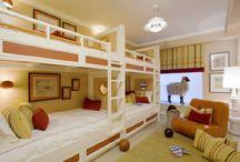 Bunkhouse Sleeping Ideas