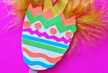 Easter Crafts / Easter crafts for early primary