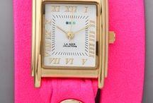 Watches / by Margaret Clark