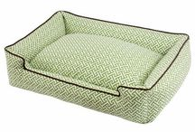 Designer Dog Beds / Comfy & cool dog beds that fit right in with the rest of your home's decor.