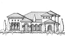 """Custom Luxury Home Designs - The Sater Group / Images of the Sater Group's """"On the Board"""" projects as well as photos from site visits of home designs under construction."""
