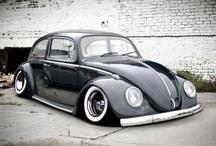 VW Bugs, Kombi's and Ghia's / All things VW / by Brendan Mclennan
