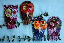 совы / owls