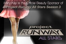 Project Runway All Stars / Mary Kay is the official beauty sponsor of Project Runway All Stars Season 3, airing October 2013 – January 2014! Check out the best beauty looks straight from the runway here. / by Mary Kay