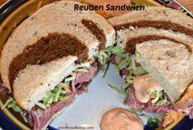 Sandwiches, Salads & Soups