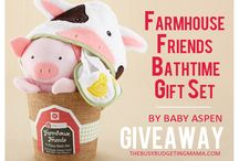 Baby Aspen Giveaways / Giveaways | Contests | Baby Aspen | Win Baby Gifts |