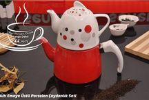 Çaydanlık, Çaydanlık Setleri