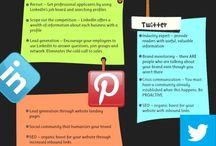 Tips en trabajo e internet / NetWorking , redes sociales, internet, emprendimiento