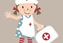 I'm A Nurse :) / by Gina Clover