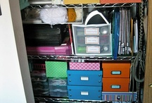 You call it OCD, I call it Organizing! / by Leslie Anderson