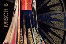 Ethnic Lehenga by MischB Couture / Indian Couture
