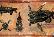 Gears of War Weapons