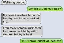 HP jokes
