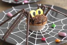 Halloween with Mikado / Auf dieser Pinnwand findet ihr coole Ideen für kreative MIKADO-Snacks für eure Halloween-Party