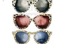 Illustration - Sunglasses