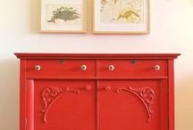 pink - coral - salmon furniture inspiration