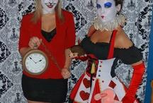 Halloween group costumes / by Kassie Nattrass