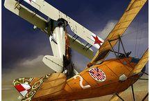 АВИАНА / Всё об авиации в искусстве и , что хоть немного напоминает о ней.